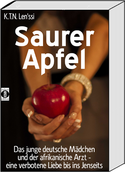 Book Cover: Saurer Apfel
