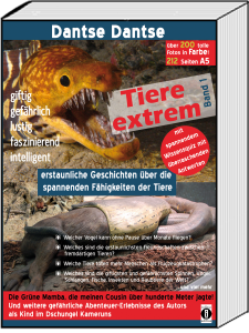 Book Cover: Tiere extrem Band 1