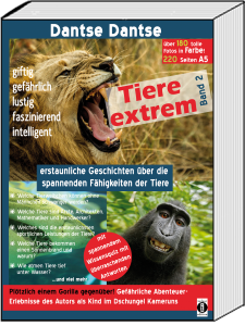 Book Cover: Tiere extrem Band 2