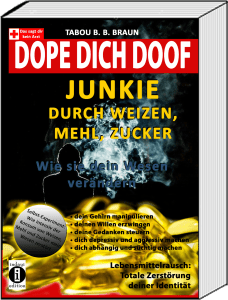 Book Cover: Dope dich doof