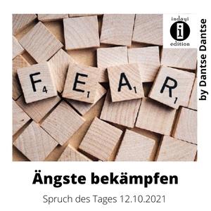 Ängste bekämpfen Beitragsbild